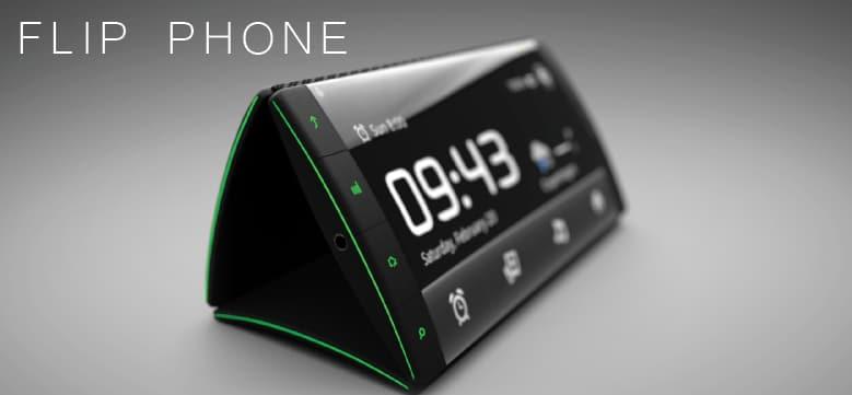 Smartphone Concept Premiers Triple Screen Design
