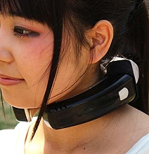 USB Neck Cooler Is Your Epic Sci-Fi Summer Accessory