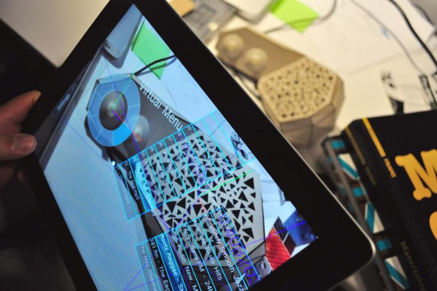 Virtual User Interface Design Creates Smarter Physical Objects