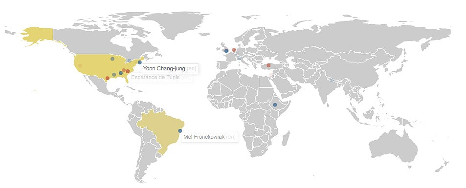 See Wikipedia Edits As They Happen Around The World On Real-Time Map