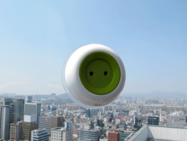 Window Socket: Plug Your Devices Into Your Window For A Solar Charge