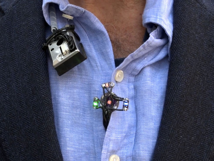 Wearable Air Pollution Monitoring Sensor Analyzes Your Air Quality