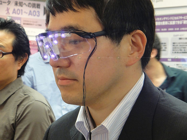 These Anti-Google Glass Privacy Glasses Keep Your Privacy Intact