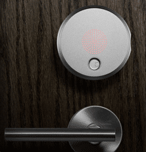 Smartphone Controlled Smart Lock Digitizes Your Home Security