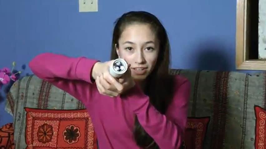 Innovative Body Heat Powered Flashlight Created By A Teenager