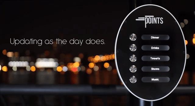 breakfast-interactive-sign-concept