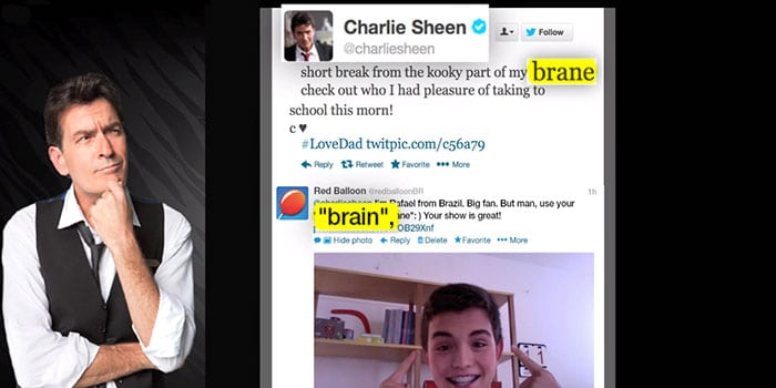 School Children Learn About Grammar From Celebrities On Twitter