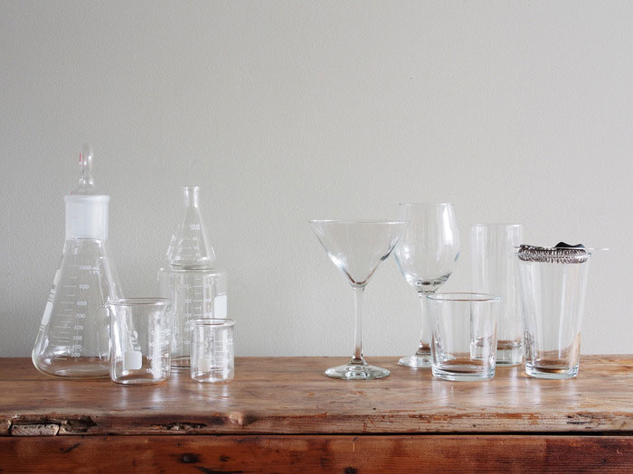 Science Inspired Drinkware Turns Your Kitchen Into A Chemistry Lab