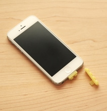 Get Creative With The iPhone 5 LEGO Brick Lightning Cap