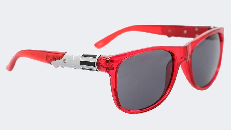 Star Wars Sunglasses  star wars lightsaber sunglasses with leds in sith or jedi colors