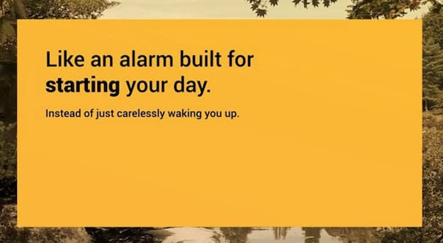 warmly-wake-up-app