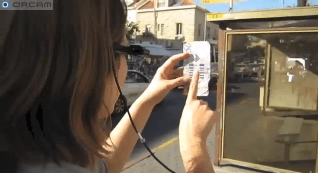 Camera Glasses Could Completely Change The Lives Of Visually Impaired
