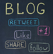 Calls To Action In Social Media & Blogs Really Work [Infographic]