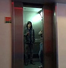 Star Wars Elevator Prank: Use The Force To Make Elevators Open