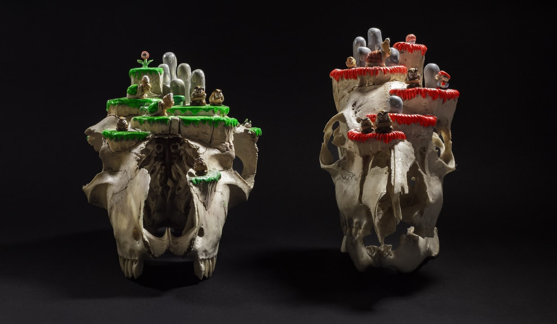 super-mario-levels-sculptures