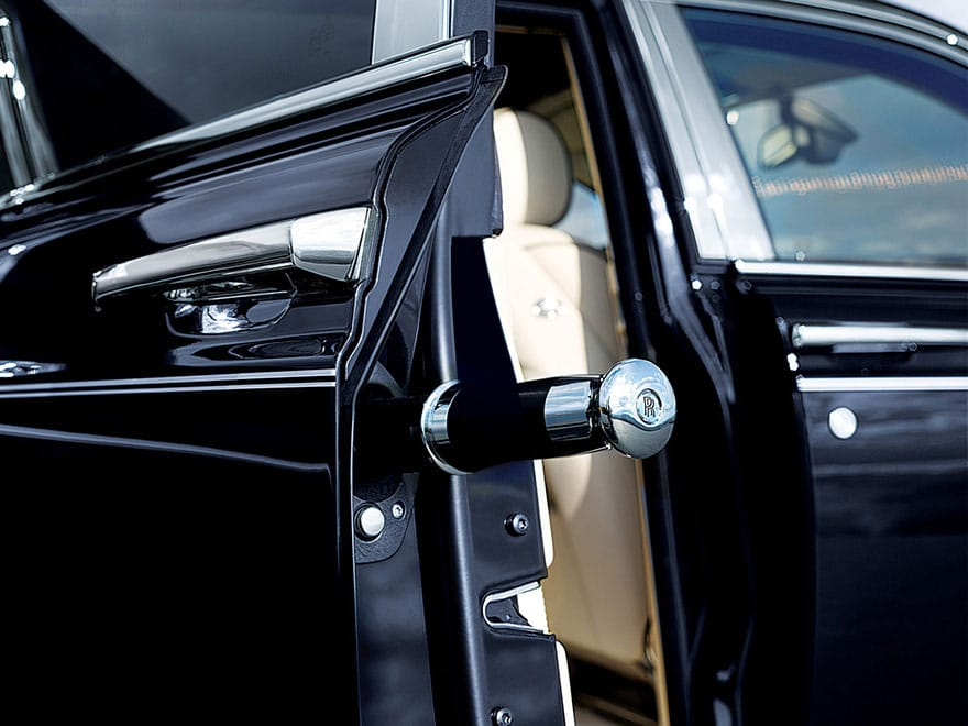Umbrella Holder Incorporated Into Our Car Design Makes A Lot Of Sense