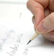 What Your Handwriting Style Says About Your Personality [Infographic]