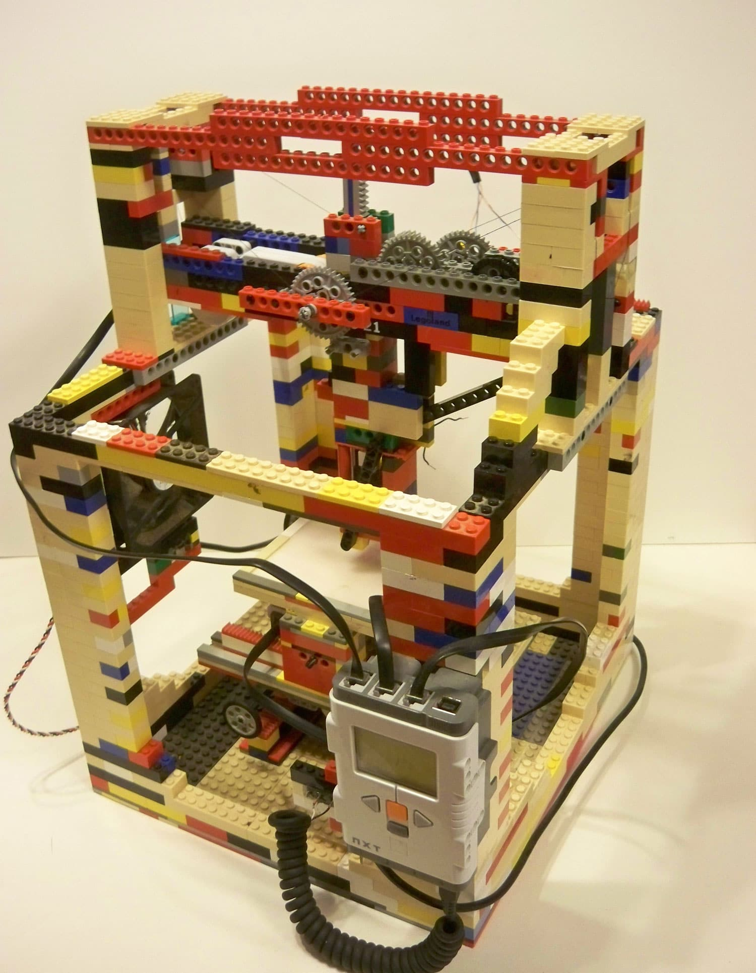functional-lego-3d-printer-build