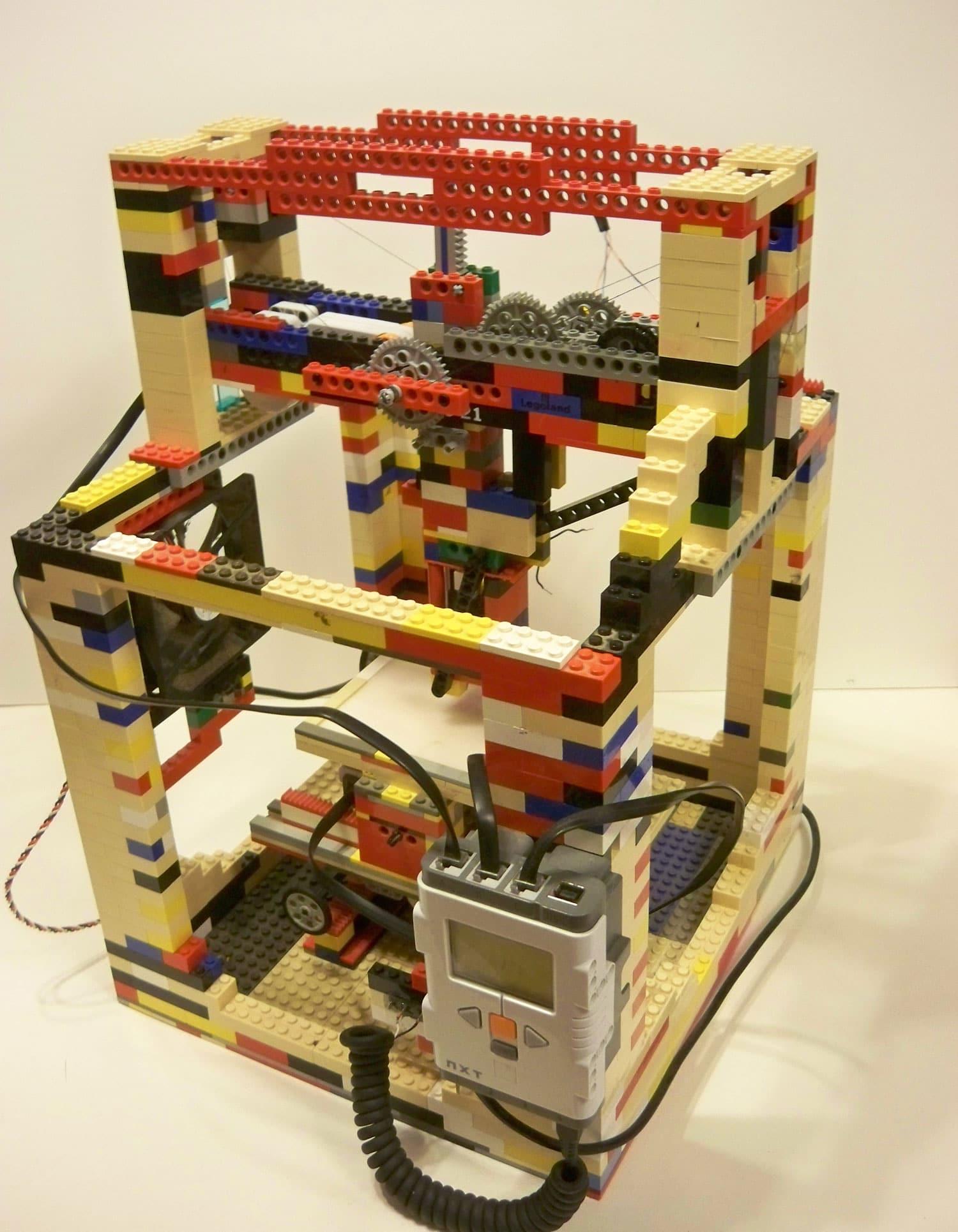 functional-lego-3d-printer-build