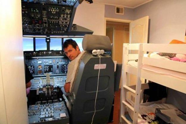 boeing-737-cockpit-bedroom-build