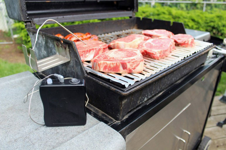 Smart BBQ Device & App Will Transform You Into A Grilling Master