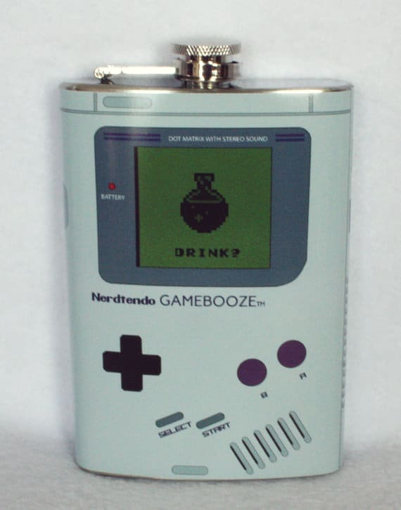 gaming-addiction-steel-flask