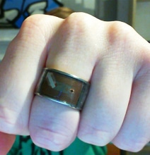 Groundbreaking NFC Ring Enables Real Life Sci-Fi Features