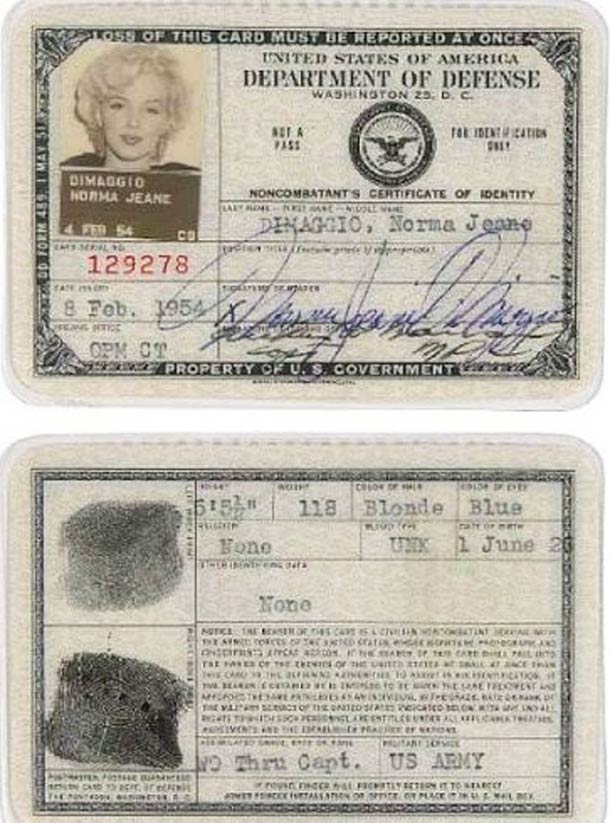 20 Legendary People's Real Passports [Pictures]