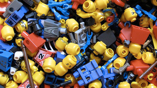 Why LEGO Minifigures Have Holes In Their Heads & More LEGO Trivia