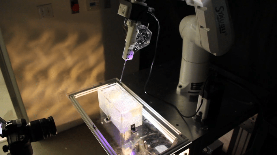 New 3D Printer Has The Ability To Erase Printing Errors