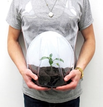 Plant-Growing Maternity Vest For People Who Love Their Plants