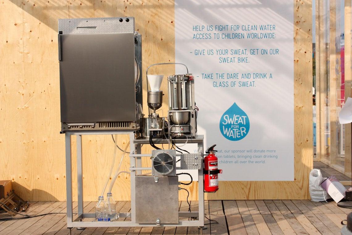 sweat-machine-clean-drinking-water