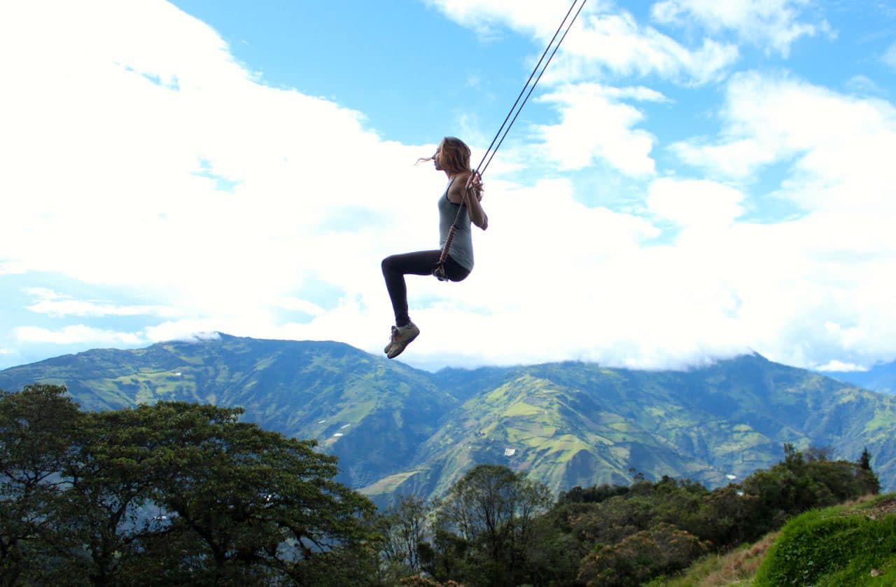 swing-over-a-cliff-ecuador