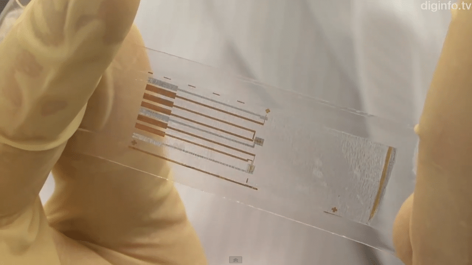 ultrathin-flexible-biological-circuit