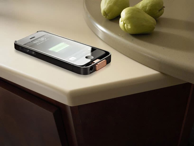 charge-your-phone-kitchen-countertop