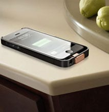 Charge Your Phone Wirelessly By Putting It On Your Kitchen Countertop