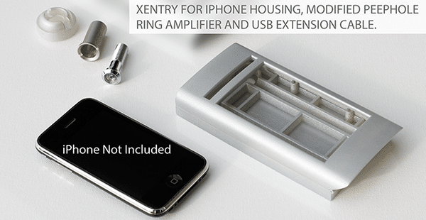 xentry-smartphone-digital-peephole