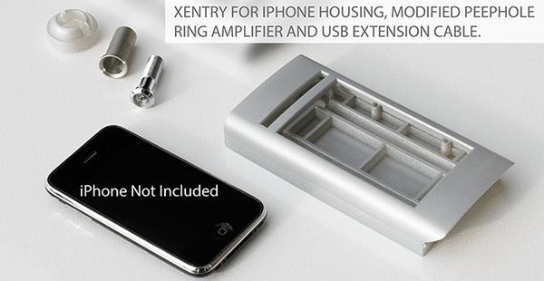 xentry-smartphone-digital-peephole