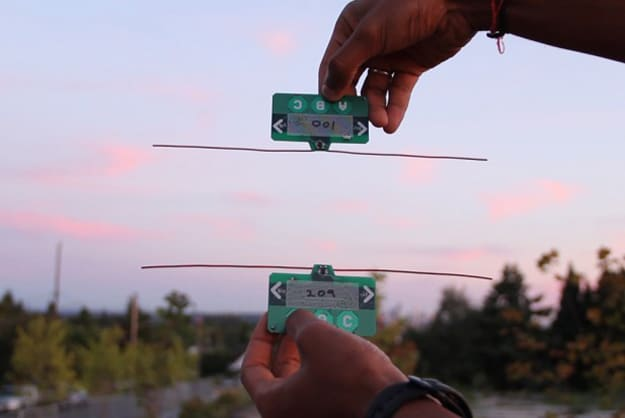 Researchers Create Backscatter – Power Converted From Wireless Signals