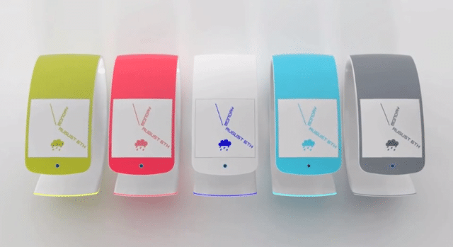 New iWatch Concept Adds Gorgeous Design To A Folding Brand