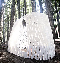 World's First Architectural Structure Built Using Only 3D Printing