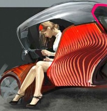 Audi Plans & Envisions Self Printing & Assembling Concept Car