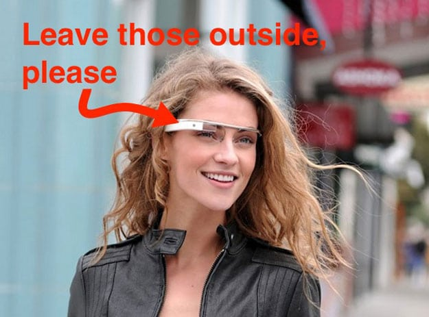 10 Places That Have Either Banned Google Glass Or Will Ban It Soon
