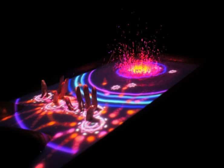 bathtub-water-touchscreen-animation