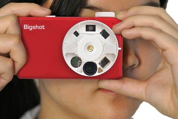 Bigshot: The DIY Digital Camera For Future Hacker Innovators