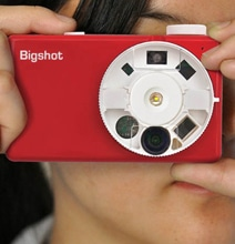 Bigshot: The DIY Digital Camera For Future Hacker Innovators