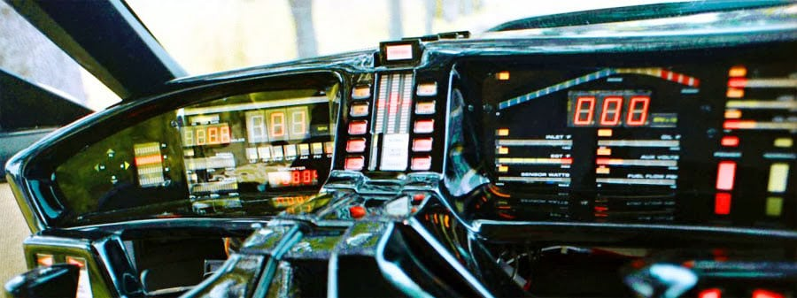 What Is My Paypal Email >> Blast From The Past: Digital Car Dashboards From The '80s ...