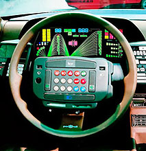Blast From The Past: Digital Car Dashboards From The '80s [20 Pics]