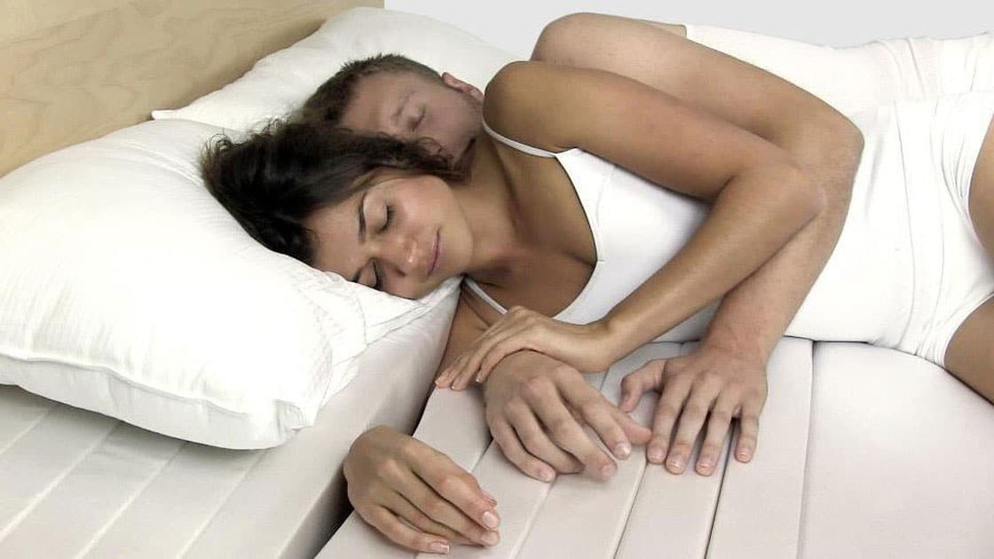 Cuddle Mattress Makes Cuddling Much More Comfortable For Couples