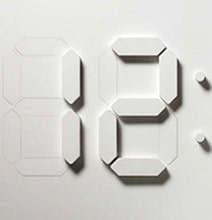 Paper Clock: Recyclable Alarm Clock With An Analog Twist